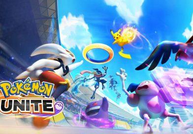 Pokémon Unite Nintendo Switch Gameplay