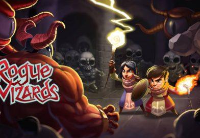 Rogue Wizards Nintendo Switch Gameplay
