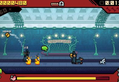Out Today, Russian Subway Dogs Is One Of The Final PS Vita Releases