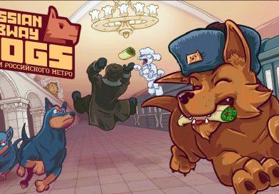 Russian Subway Dogs PS Vita Gameplay