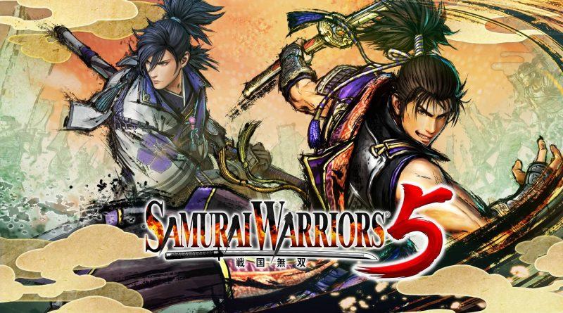 Samurai Warriors 5 Nintendo Switch