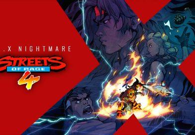 Streets of Rage 4 Mr. X Nightmare DLC Nintendo Switch Gameplay