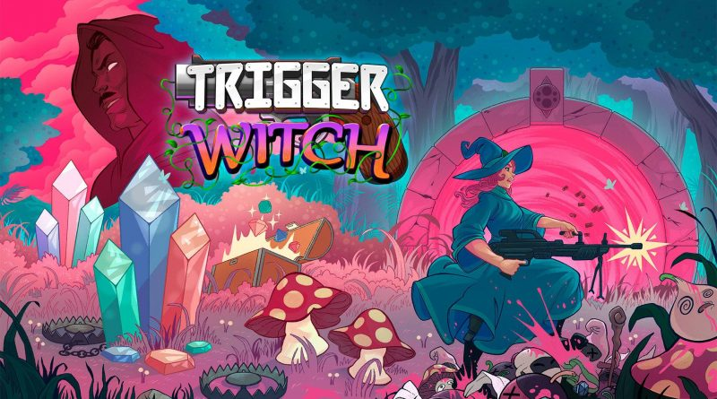 Trigger Witch Nintendo Switch