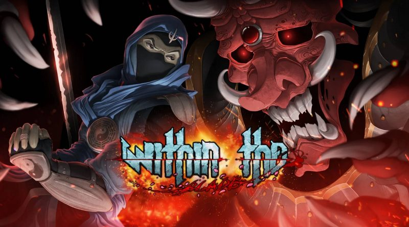 Within the Blade Nintendo Switch