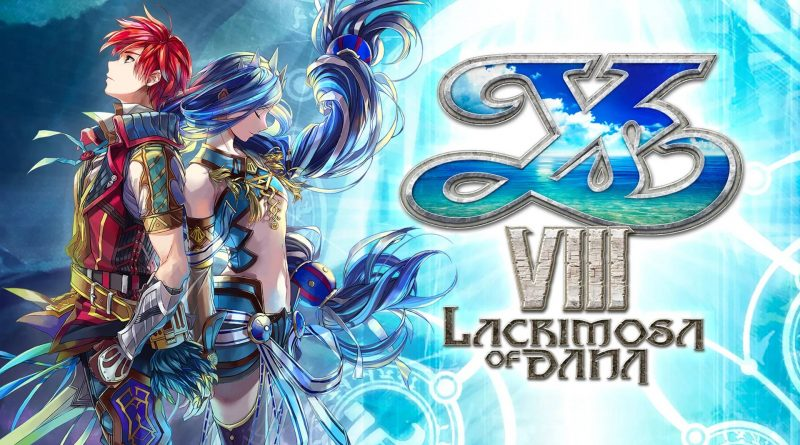 Ys VIII: Lacrimosa of Dana PS Vita