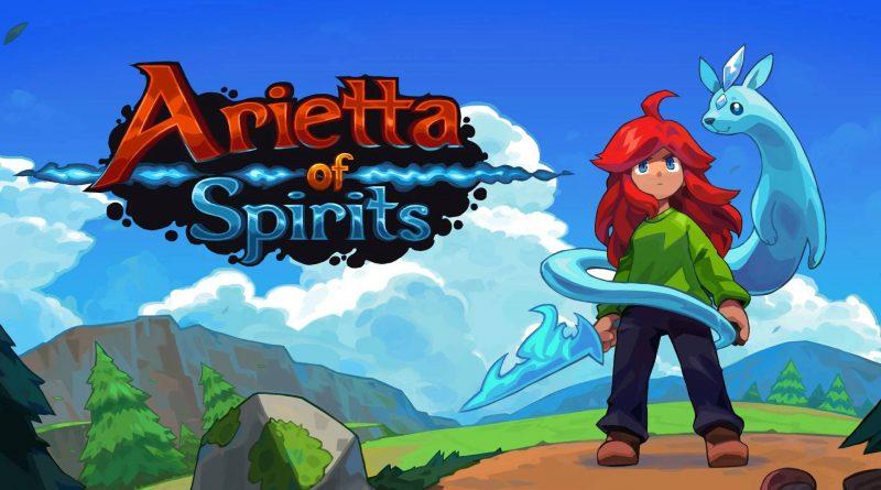 Arietta of Spirits Nintendo Switch