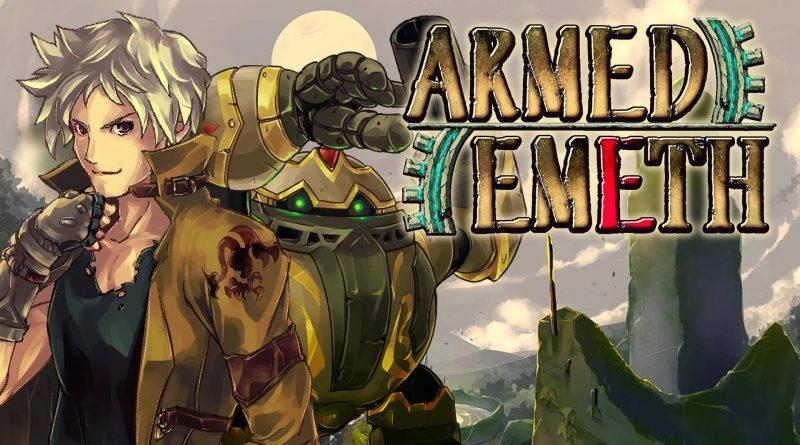 Armed Emeth Nintendo Switch
