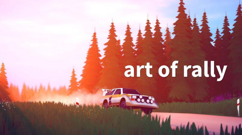 Art of Rally Nintendo Switch