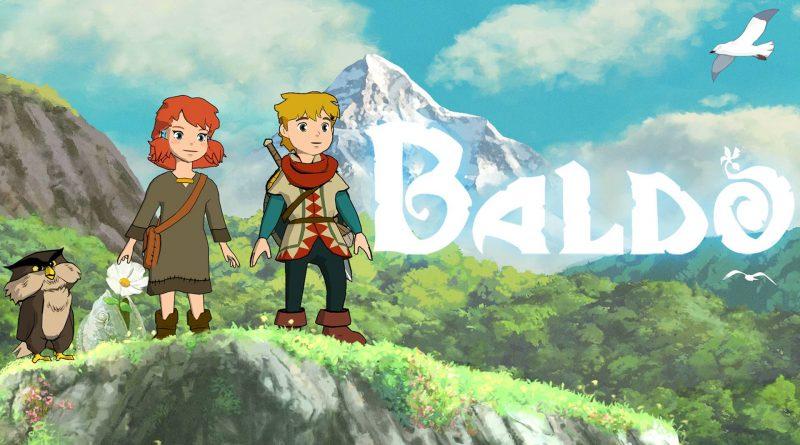 Baldo: The Guardian Owls Nintendo Switch