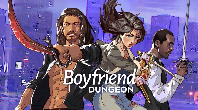 Boyfriend Dungeon Nintendo Switch