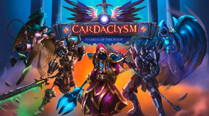 Cardaclysm: Shards of the Four Nintendo Switch