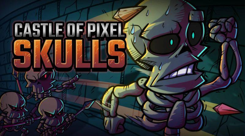 Castle Of Pixel Skulls Nintendo Switch