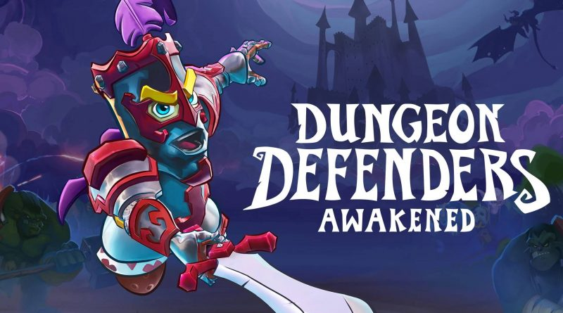 Dungeon Defenders: Awakened Nintendo Switch