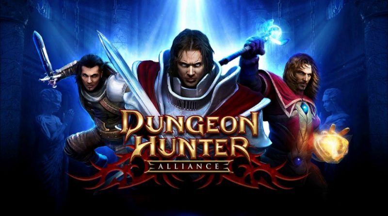Dungeon Hunter: Alliance PS Vita