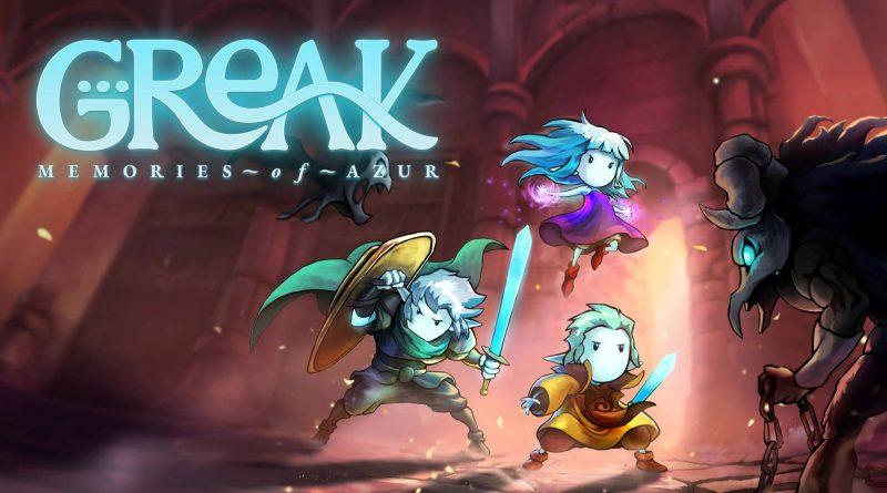 Greak: Memories of Azur Nintendo Switch