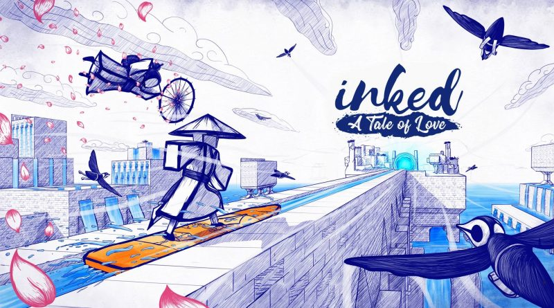 Inked: A Tale of Love Nintendo Switch