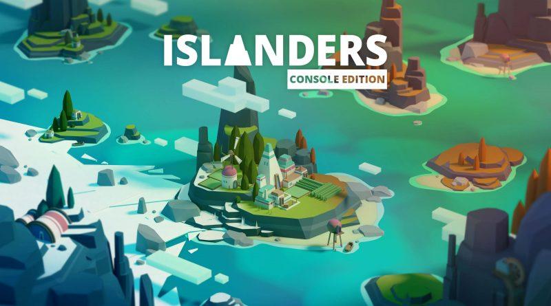Islanders: Console Edition Nintendo Switch