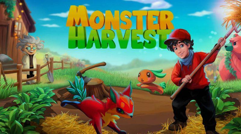 Monster Harvest Nintendo Switch