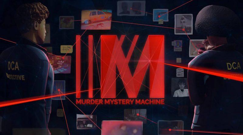 Murder Mystery Machine Nintendo Switch