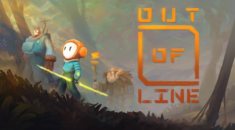 Out of Line Nintendo Switch