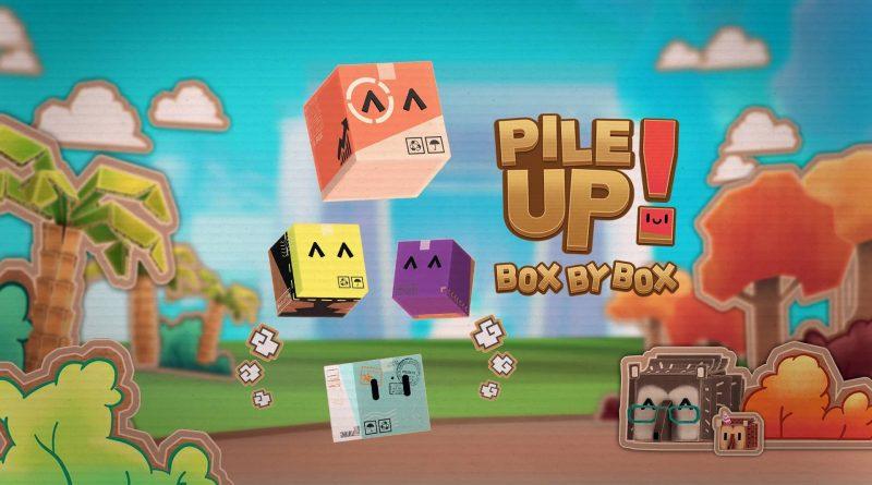 Pile Up! Box by Box Nintendo Switch