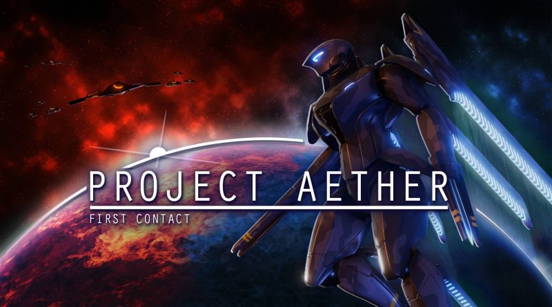 Project Aether: First Contact Nintendo Switch