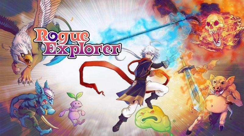 Rogue Explorer Nintendo Switch