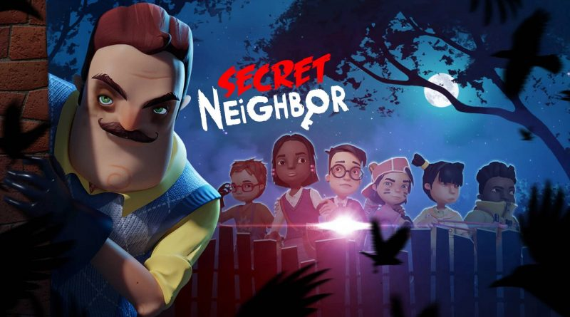 Secret Neighbor Nintendo Switch
