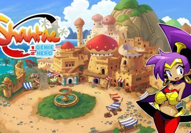 Shantae: Half-Genie Hero PS Vita Gameplay | PS Vita Classic