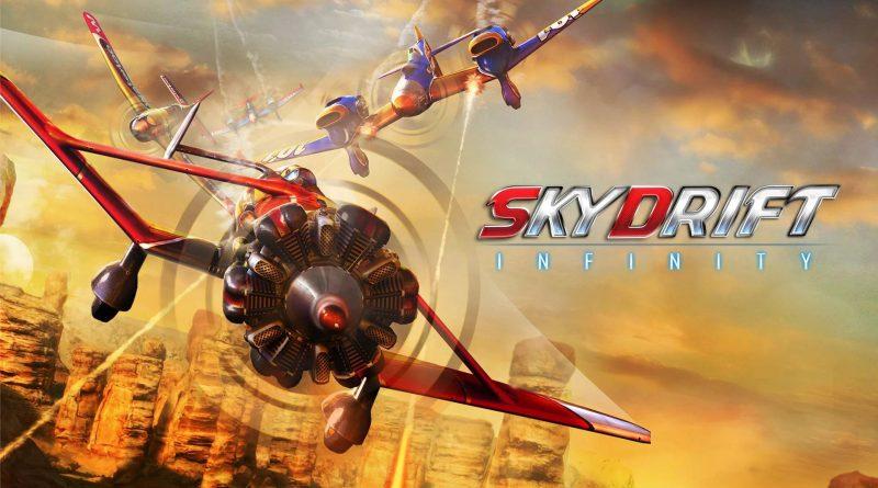 SkyDrift Infinity Nintendo Switch
