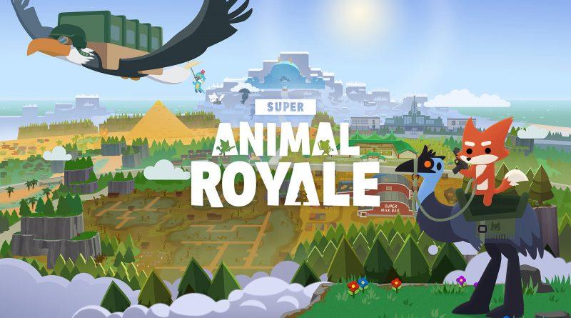 Super Animal Royale Nintendo Switch
