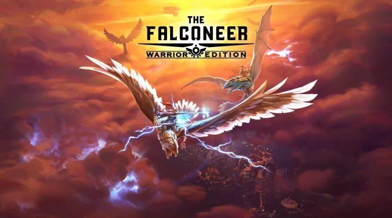 The Falconeer: Warrior Edition Nintendo Switch
