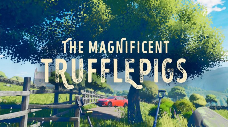 The Magnificent Trufflepigs Nintendo Switch