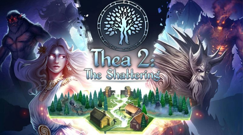 Thea 2: The Shattering Nintendo Switch