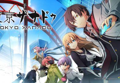 Tokyo Xanadu PS Vita Gameplay | PS Vita Classic
