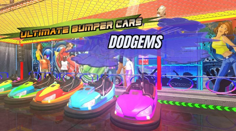 Ultimate Bumper Cars: Dodgems Nintendo Switch