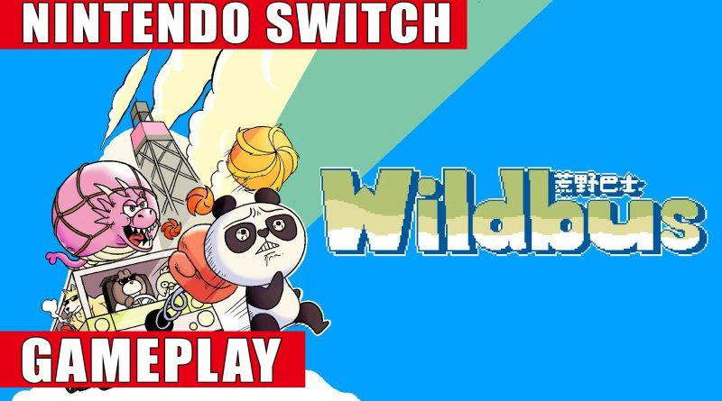 Wildbus Nintendo Switch