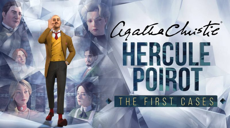 Agatha Christie - Hercule Poirot: The First Cases Nintendo Switch