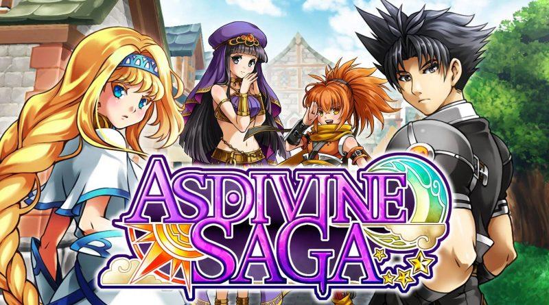 Asdivine Saga Nintendo Switch