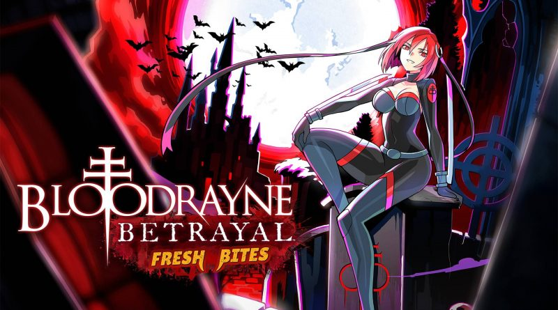 BloodRayne Betrayal: Fresh Bites Nintendo Switch