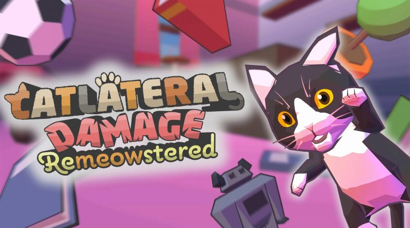 Catlateral Damage: Remeowstered Nintendo Switch