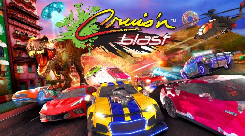 Cruis'n Blast Nintendo Switch