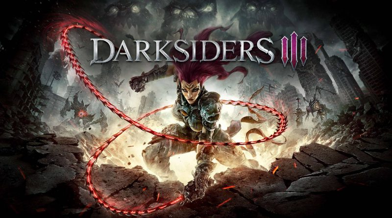 Darksiders III Nintendo Switch
