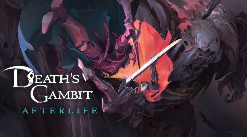 Death's Gambit: Afterlife Nintendo Switch