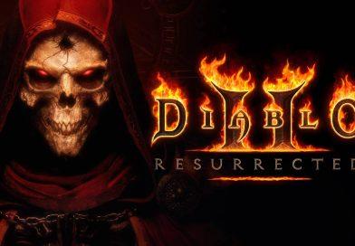 Diablo II: Resurrected Nintendo Switch Gameplay