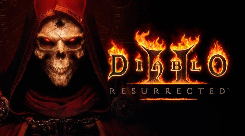 Diablo II: Resurrected Nintendo Switch