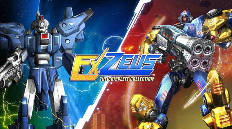 ExZeus: The Complete Collection Nintendo Switch