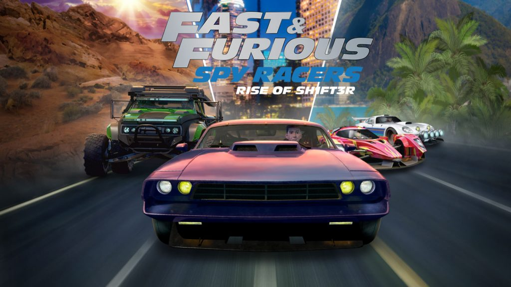 First Look at Fast & Furious: Spy Racers