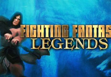 Fighting Fantasy Legends Nintendo Switch Gameplay