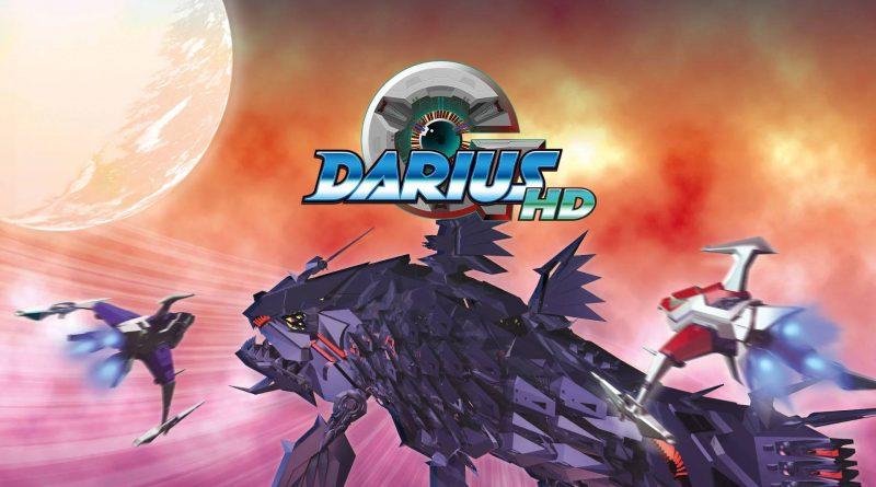 G-Darius HD Nintendo Switch